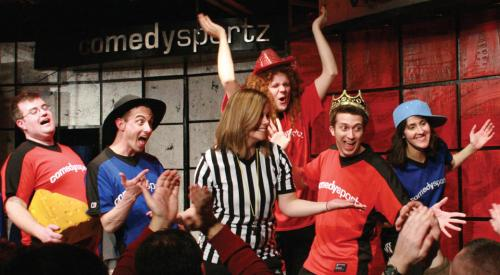 Milwaukee Comedy Sportz