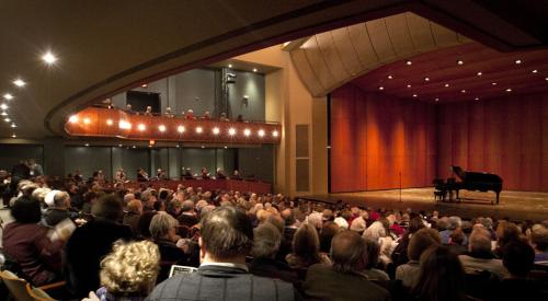 Sharon Lynne Wilson Center for the Performing Arts